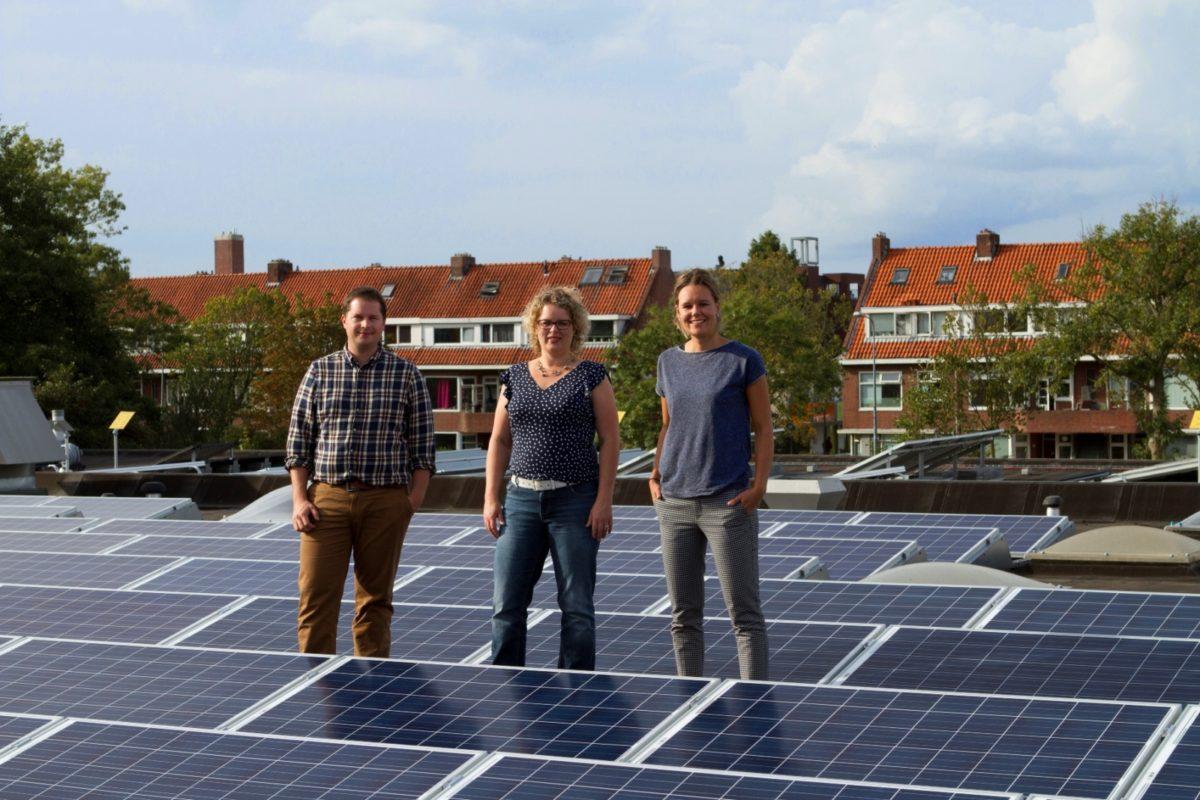 Duurzame energieprojecten voor iedereen!
