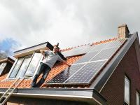 'Solar walk' door Baambrugge verlaagt drempels zonne-energie