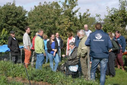 Excursie toont boeren kansen agroforestry en voedselbossen