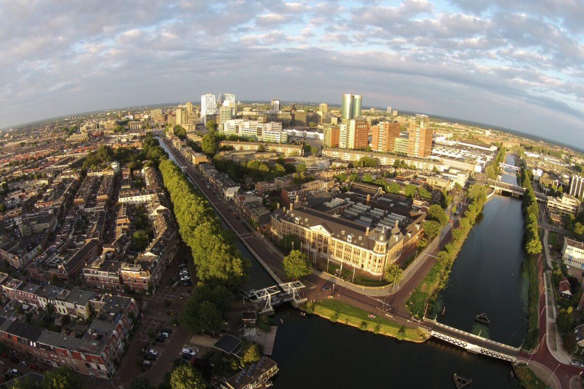 Laag aantal bomen in Utrecht kan beter, vindt NMU