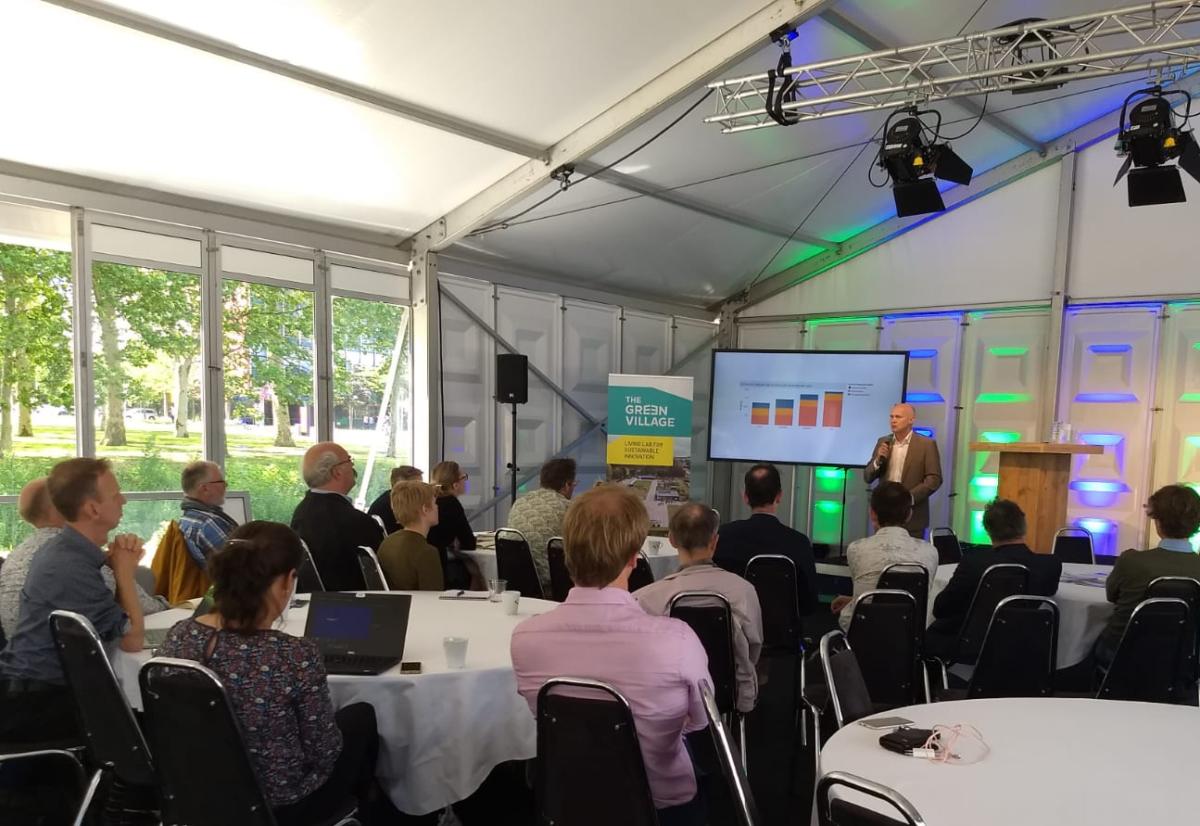 Verslag kennissessie: rol van waterstof voor de Utrechtse energietransitie