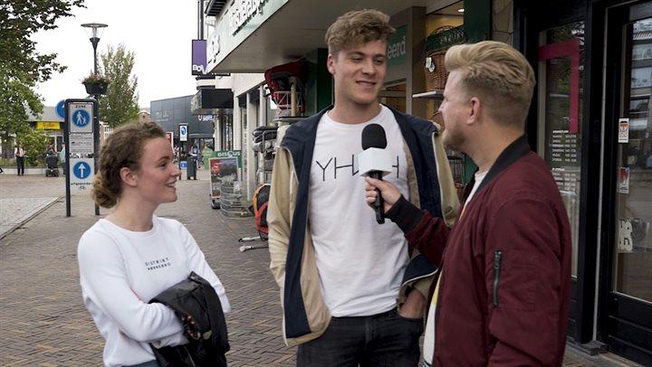 Jongeren in Utrecht gaan tinderen voor het klimaat