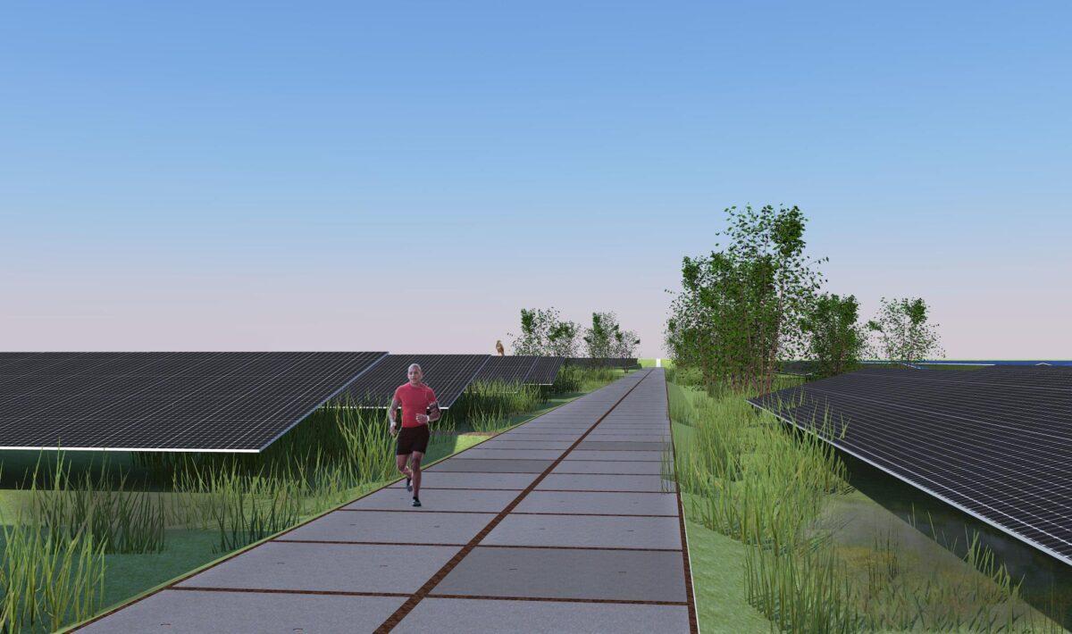 Tweede ontwerpsessie energietuin Mastwijk: enthousiasme en suggesties