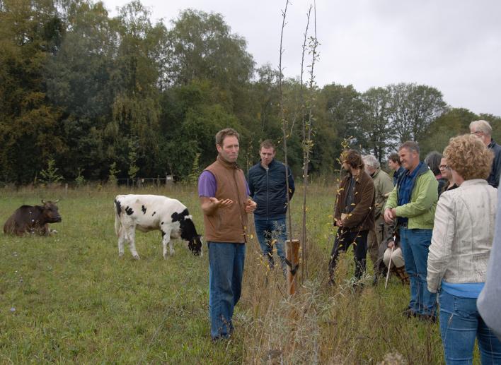 Webinar Agroforestry / Voedselbossen voor boeren en grondeigenaren