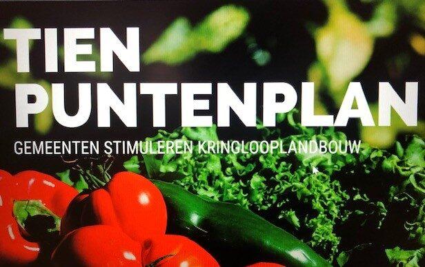 10 puntenplan Kringlooplandbouw gepresenteerd