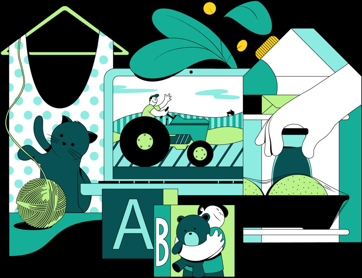 Hoe burgers duurzame voedselverpakkingen kunnen helpen vormgeven